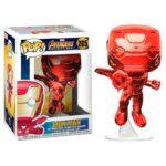Funko-Pop-Marvel-Avengers-Infinity-War-Iron-Man-Red-Exclusive