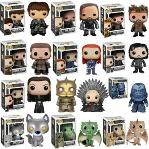 Read more about the article Game Of Thrones Funko Pop Figuren