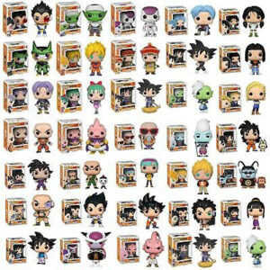 Read more about the article Dragon Ball Funko Pop Figuren