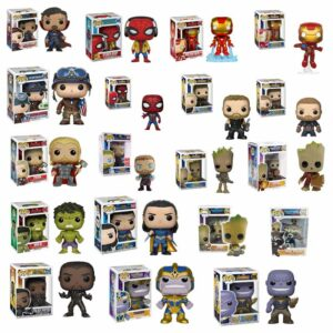 Read more about the article Marvel Funko Pop Figuren
