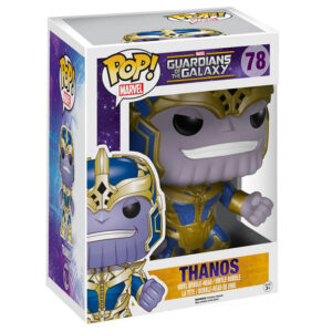 Read more about the article Thanos Funko Pop Figuren